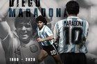 Diego Maradona đột ngột qua đời vì bệnh tim