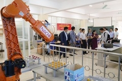 Thành lập Trung tâm Tư vấn và giải pháp công nghệ Việt Nam - Hàn Quốc