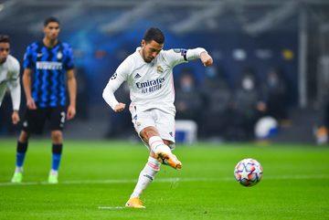 Xem video bàn thắng Inter 0-2 Real Madrid