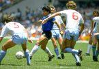 Chiêm ngưỡng 5 bàn thắng để đời của Diego Maradona