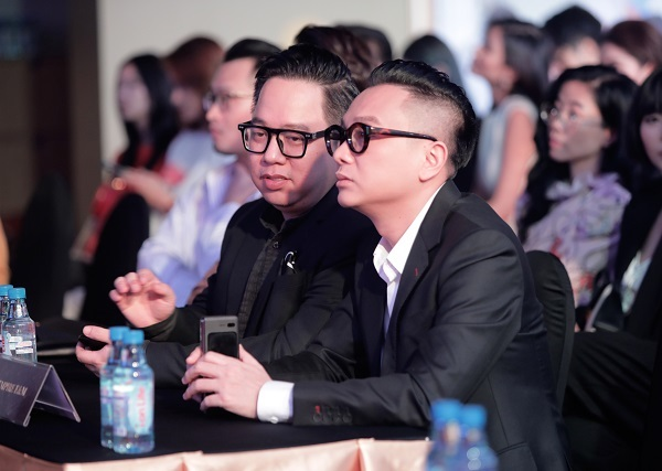 Hàng loạt NTK tham gia Lễ hội Thời trang Quốc tế lần đầu tổ chức