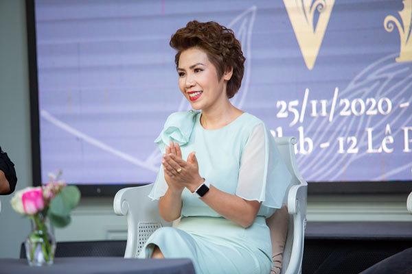 Dù bị bệnh nhưng NSƯT Hồng Vy vẫn tổ chức đêm nhạc