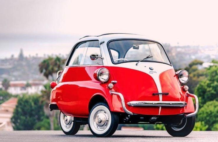 Những chiếc ô tô nhỏ nhất từng được sản xuất
