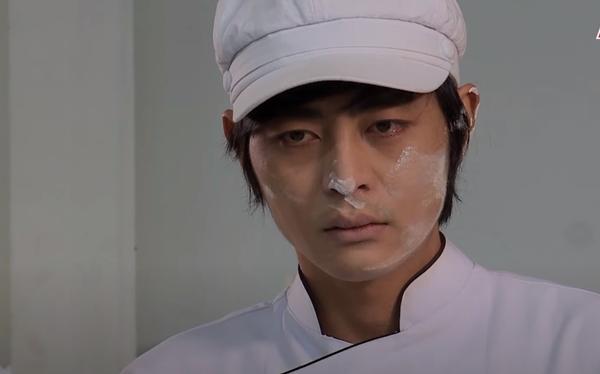 'Vua bánh mì' tập 56: Nguyện vô tình bị Trà Mi làm mất vị giác