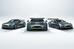 Ngắm bộ sưu tập xe đua Aston Martin Vantage Legacy