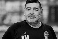 Hình ảnh cuối cùng của Diego Maradona trước khi qua đời