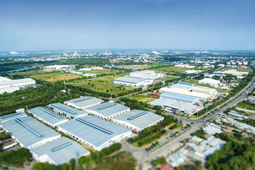 Industrial property continues dominating Vietnam's 2020 real estate sector