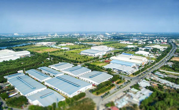 Industrial property,industrial land