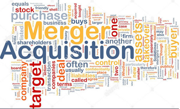 Mergers and acquisitions,M&A