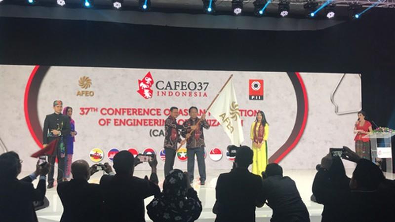 CAFEO 38: Phát huy Sáng kiến và Hành động của Liên đoàn Kỹ sư ASEAN