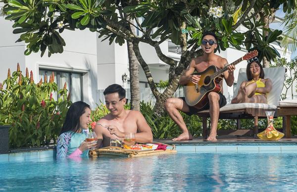 Kỳ nghỉ 'sang - chảnh' chỉ dưới 6 triệu đồng dành cho 2 người ở Vinpearl Phú Quốc