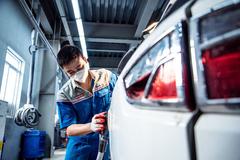 Hải Phòng Ford giảm 20% dịch vụ đồng sơn xe cho tất cả các hãng