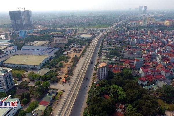 Thông báo kết luận thanh tra dự án đường Nhổn - ga Hà Nội