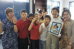 Fears for future of special needs school in central Vietnam