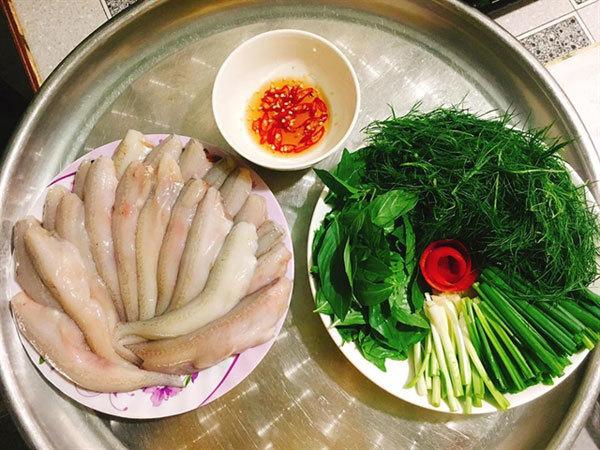 Quang Binh,khoai fish hotpot