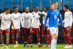 Arsenal đoạt vé vào vòng 1/16 Europa League trước 2 lượt trận