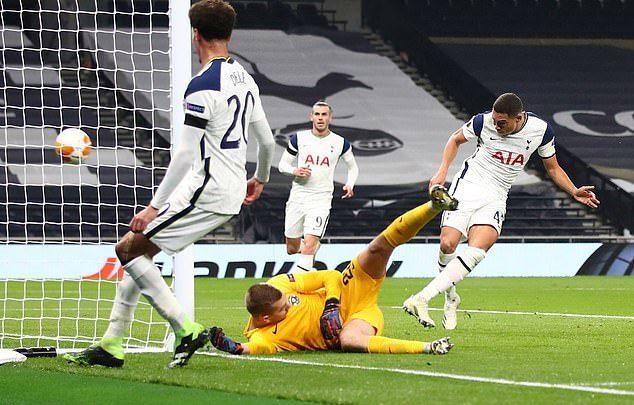 Đại thắng '4 sao', Tottenham rộng cửa đi tiếp ở Europa League