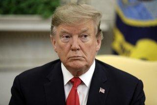 Tổng thống Trump bất ngờ nêu điều kiện rời Nhà Trắng