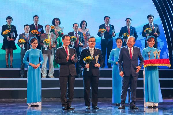 5 đơn vị thuộc Petrovietnam nhận danh hiệu Thương hiệu Quốc gia năm 2020