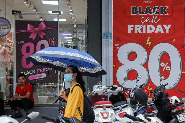'Giận tím người' với những chiêu lừa trong ngày Black Friday