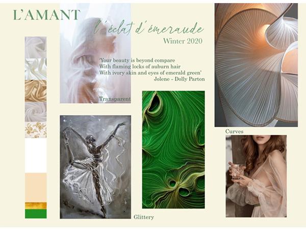 L'amant Wedding trình diễn nhiều thiết kế áo độc dịp kỷ niệm 12 năm