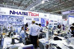 Sắp diễn ra Triển lãm máy móc, thiết bị, nguyên phụ liệu dệt may- VTG 2020