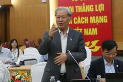 Sau Ủy viên Trung ương, Đại biểu Quốc hội phải là tinh hoa của dân tộc