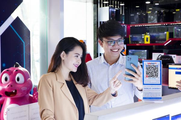 Giải pháp thanh toán VNPAY-QR đạt Thương hiệu Quốc gia 2020