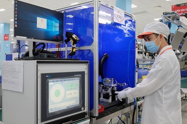 Vingroup sẽ sản xuất 50.000 linh kiện máy thở xuất khẩu sang Mỹ và Ireland