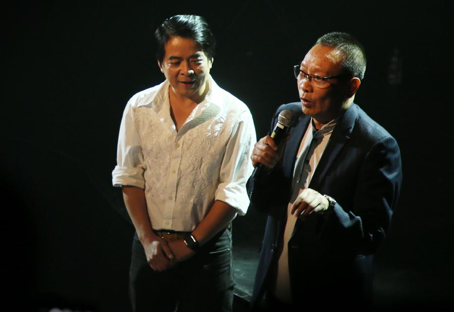MC Lại Văn Sâm cất giữ nhiều kỷ niệm về Trần Lập và Bức Tường