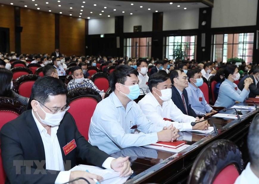 Tổng kết công tác kiểm tra, giám sát nhiệm kỳ Đại hội XII của Đảng