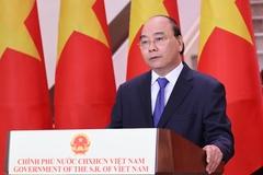 Thủ tướng dự hội nghị thượng đỉnh Thương mại đầu tư Trung Quốc - ASEAN