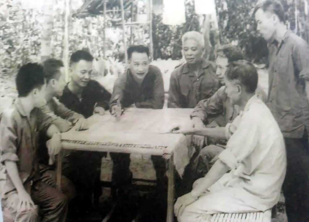 Tự hào về người cha - Đại tướng Lê Đức Anh