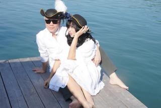 Khoảnh khắc hạnh phúc của Thanh Lam bên bạn trai bác sĩ