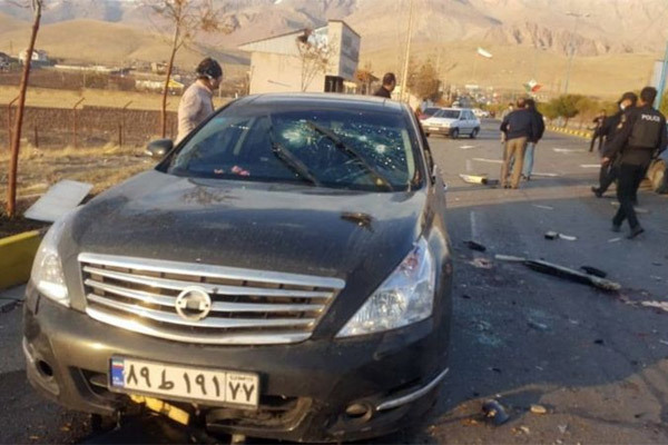 Nhà khoa học hạt nhân hàng đầu Iran bị ám sát thumbnail
