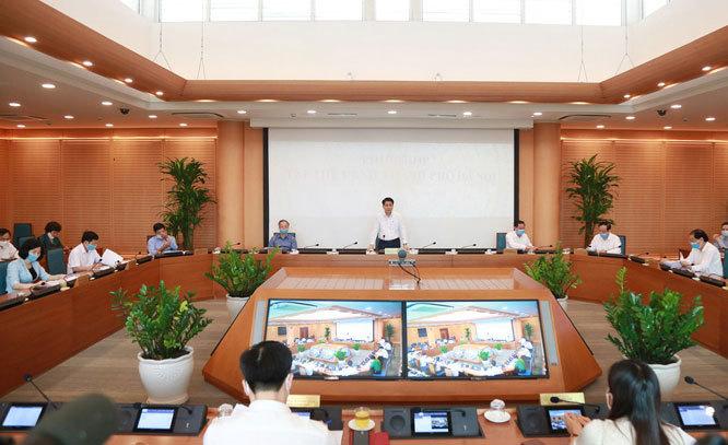 Hà Nội xem xét các vấn đề liên quan đến phát triển công nghiệp hỗ trợ