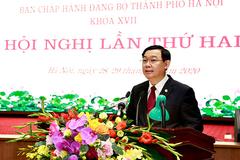 Bí thư Hà Nội đặt hàng loạt câu hỏi 'vì sao' về tình hình của Thủ đô