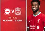 Trực tiếp Brighton vs Liverpool: Vượt khó ở Amex