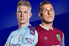 Trực tiếp Man City vs Burnley: Dội cơn mưa gôn