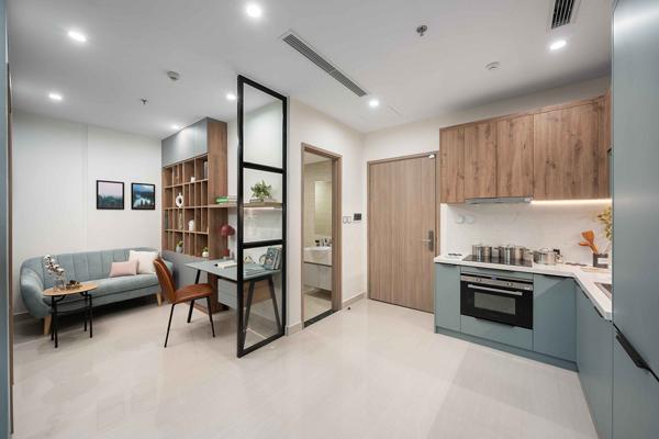 Vinhomes Smart City tung căn hộ 'vừa túi' dành cho khách hàng trẻ