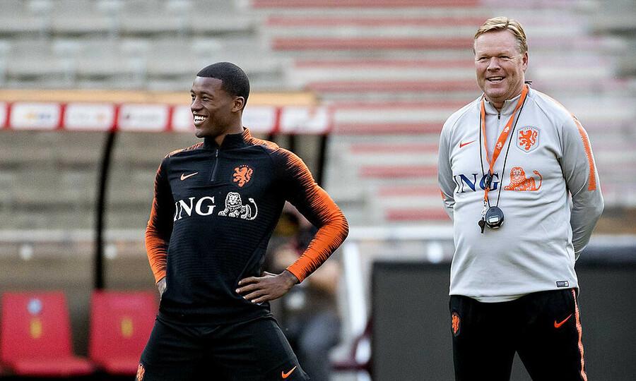 Klopp bất lực nhìn Wijnaldum đạt thỏa thuận gia nhập Barca