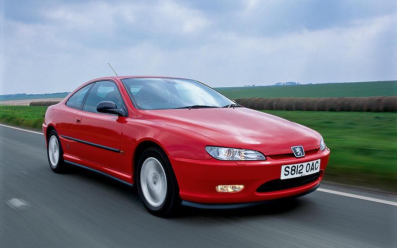 Những chiếc xe tốt nhất được sản xuất từ cuối những năm 1990 (phần 2)