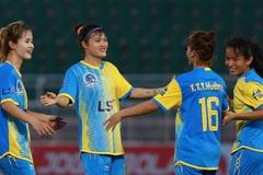 Vòng 10 giải nữ VĐQG: Hà Nội gọi, TPHCM trả lời