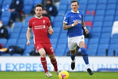 Xem video bàn thắng Brighton 1-1 Liverpool