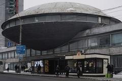 Ngắm những công trình kiến trúc như trong phim giả tưởng