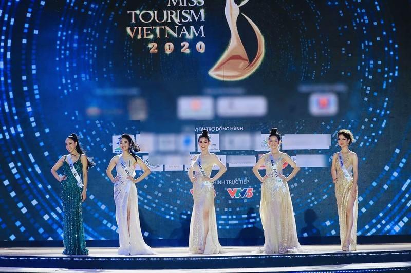 Hoa khôi du lịch Việt Nam 2020 chỉ trao á khôi không có giải nhất