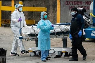 Mỹ nguy cơ sụp hệ thống y tế, nhiều nước căng mình chống đỡ Covid-19