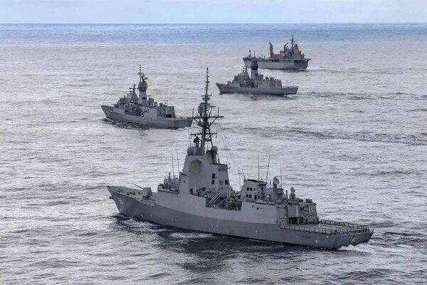 Những yếu tố tạo nên sức mạnh của hải quân Australia