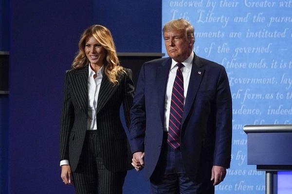 Vợ ông Trump định viết hồi ký về thời gian làm Đệ nhất phu nhân