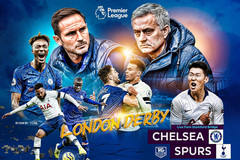 Nhận định Chelsea vs Tottenham: Đỉnh cao derby London